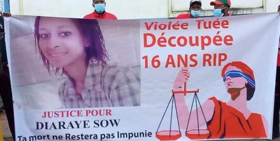 Guinée : Diaraye Sow, jeune fille de 16 ans, a été violée, découpée et décapitée par son agresseur