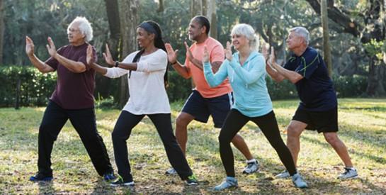 Le tai-chi : une pratique physique pour le bien-être