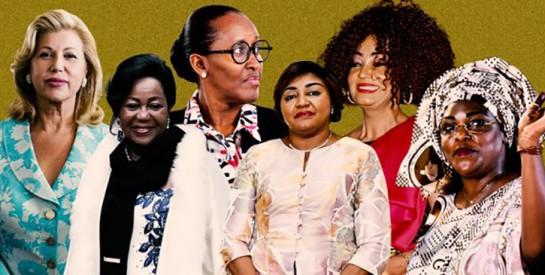 La montée en puissance des premières dames