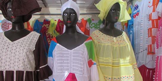 """"""" Le grand dakar"""" : ces boubous sénégalais qui envahissent le marché ivoirien!"""
