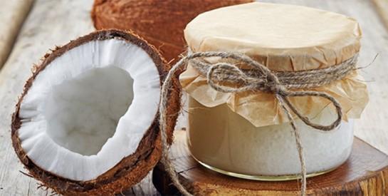 Masque revitalisant à l'argile et l`huile de coco