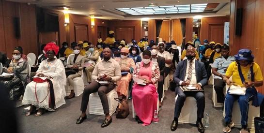 Côte D'Ivoire : cérémonie officielle d'inauguration de la Coalition Nationale des Femmes (CNF)