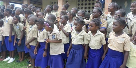 Congo-B: sept enfants sur dix sont victimes de violences à l'école