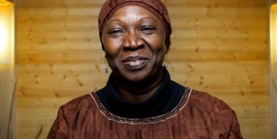 Mariam Sy Diawara : initiatrice de la première édition de l'Africa Web Festival 2014