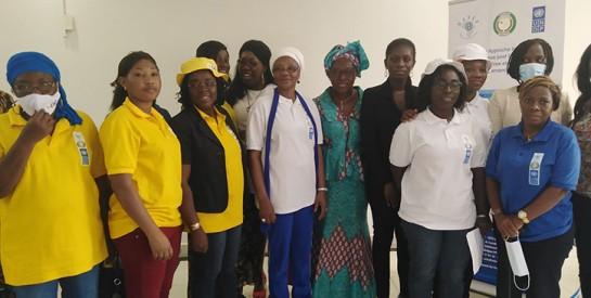 Côte d'Ivoire : La Coalition nationale des femmes de Côte d'Ivoire restitue ses travaux après deux mois de projet