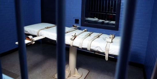 Etats-Unis : prévue ce mardi, l'exécution d'une femme suspendue