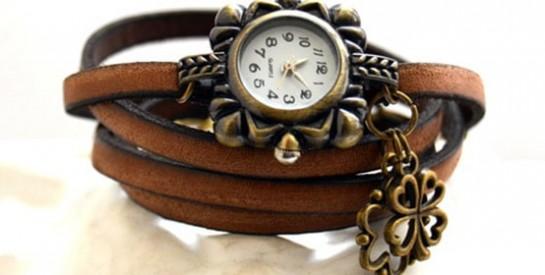 Savoir nettoyer son bracelet de montre en cuir...