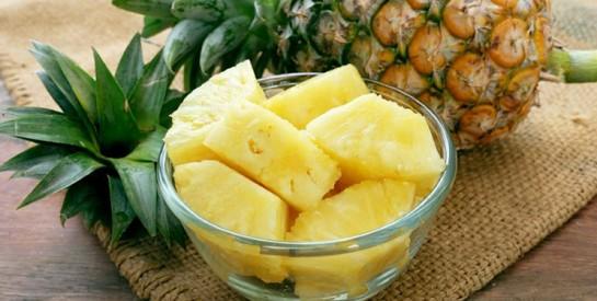 Les vertus et bienfaits de l'ananas