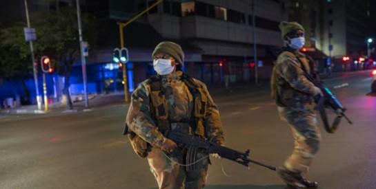 L`armée sud-africaine autorise le port du foulard pour les musulmanes en uniforme