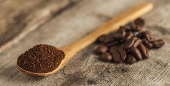 3 soins de visage au marc de café