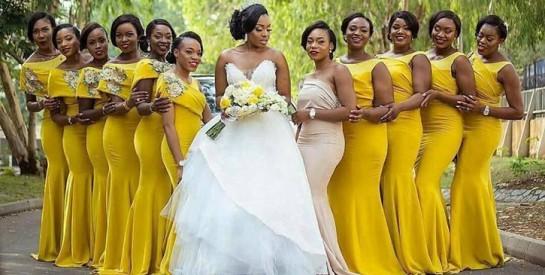 Pourquoi choisir une couleur pour son mariage?