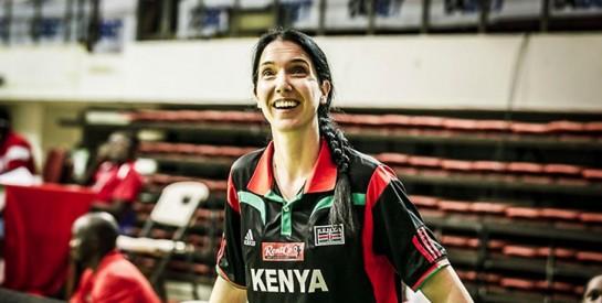 Liz Mills, coach du Kenya : Etre des femmes exemplaires pour la prochaine génération