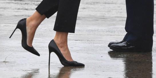 Pourquoi doit-on porter des chaussures plus grandes ?