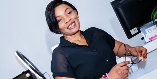 """Myranda Dekou, fondatrice de la marque MAWUS'SE: """"ma modeste contribution est celle d'accompagner les femmes à oser être elles-mêmes."""""""