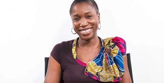 Angela Aquereburu: ``Dans mes séries, je veux montrer une Afrique qui fait rêver``