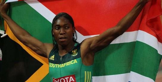 ``Je suis une femme et je suis rapide``, la vidéo de soutien à Caster Semenya, sprinteuse interdite de JO à Tokyo