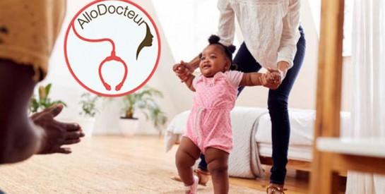 ``A 16 mois, ma fille ne marche toujours pas``