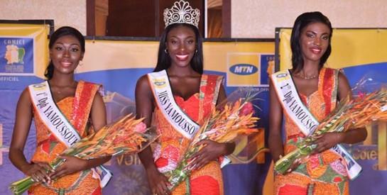 Présélections Miss CI 2021 : Olivia Yacé sacrée à Yamoussoukro