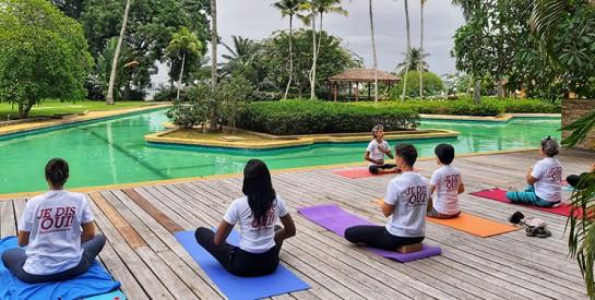 Journée mondiale du bien-être : Le Sofitel Spa vous invite à ses activités de mise en forme