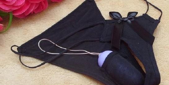 Ces culottes vibrantes vous garantissent des orgasmes partout, tout le temps