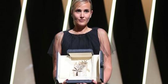 Festival de cannes: Julia Ducournau, deuxième femme à remporter la palme d'or