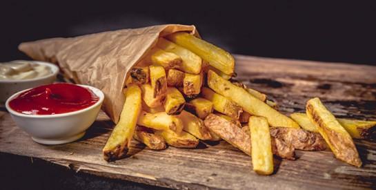 Voici le secret pour réchauffer ses frites et leur redonner leur croustillant