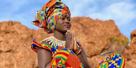 La Sénégalaise Mariaa Siga brise sa coquille