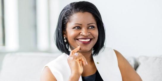Amina Gerba, entrepreneure entre l'Afrique et le Canada, nommée sénatrice pour le Québec