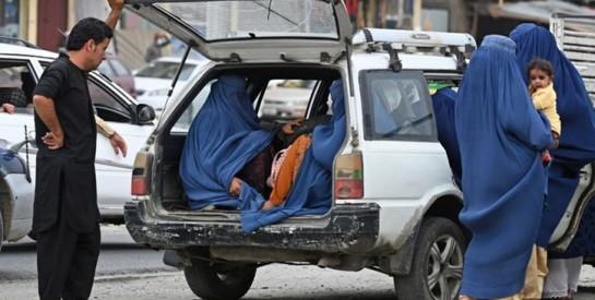 En Afghanistan, depuis le retour des Talibans, la détresse des femmes