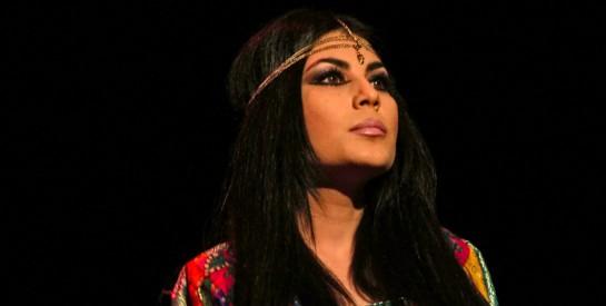 Aryana Sayeed, la popstar afghane qui réclame le respect des droits des femmes