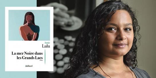 Annie Lulu remporte le Prix Senghor au Salon du livre africain de Paris