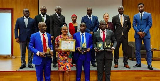 Marthe Akissi, journaliste (Radio CI) remporte le Prix d'encouragement Kébé Yacouba