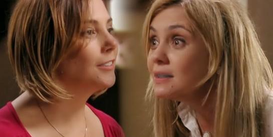 Résumé Avenida Brasil, Episode 133 - 134 : Carmina surprend Tifon et Monalisa...