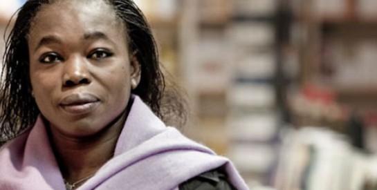 """Fatou Diome : """"Ces gens qui meurent sur les plages, si c'était des blancs, la terre entière tremblerait !"""""""
