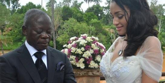 Le gouverneur nigérian de 63 ans épouse ce top model d'origine cap verdienne de 30 ans