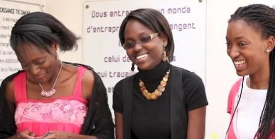 Sénégal : les Cyan Girls, développeuses de jeux vidéos
