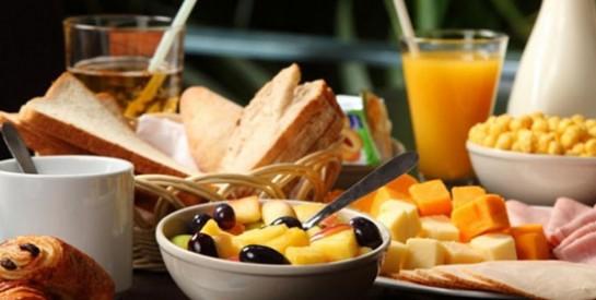 Le petit déjeuner équilibré