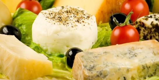 Les bienfaits du fromage