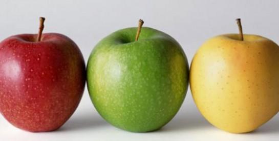 Prévenir les pellicules grâce au jus de pomme