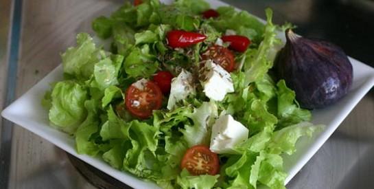 Les bienfaits de la salade verte
