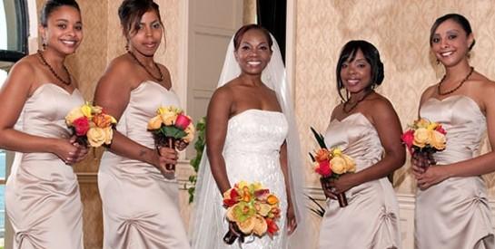 Mariage: les fleurs à éviter