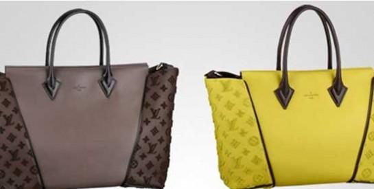 Le W, nouveau sac Louis Vuitton