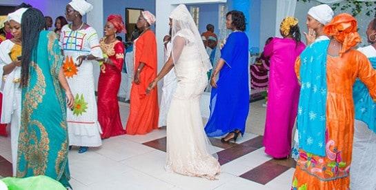 Les règles à suivre pour les invités à un mariage