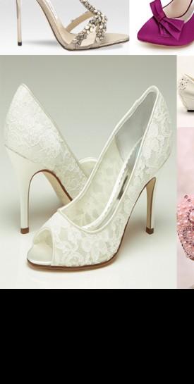 Comment choisir ses chaussures de mariée
