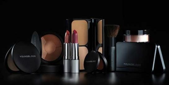 Le boom du maquillage minéral