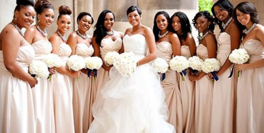 Comment choisir la robe de ses demoiselles d`honneur